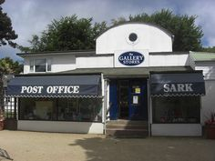 The Post Office on Sark, The Channel Islands