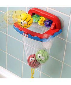 Little Tikes Basketball Bath Tub Toyset | zulily