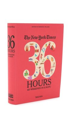 Books with Style The New York Times 36 Hours: Europe