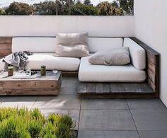 Idées de meubles en palettes DIY – 25 projets formidables