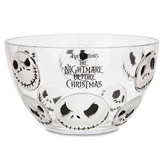 The Nightmare Before Christmas Bowl