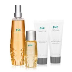 Pur Minerals Skincare Starter Kit * Be sure to check out this awesome product.
