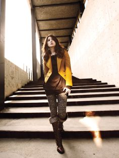 Yoon Eun Hye for Joinus Fall/Winter 2010 Catalogue