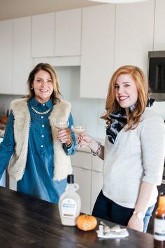 Thanksgiving Traditions with Mom - Sprinkle of Glam