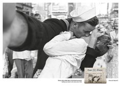 Selfies for The Cape Times - Lowe Cape Town.  This won a Silver at Cannes Lions 2013.