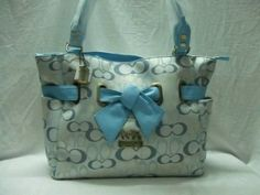 Coach diaper bag..have to have