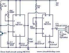 metaldetectorcircuitdiagram Electronic Circuits