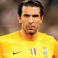 """So cool to see a """"familia"""" Juventus match and see Gigi Buffon in person near Torino, Italy. 2013"""