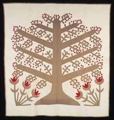 Tree of life, 19th century, Minneapolis Institute of Arts (MIA)
