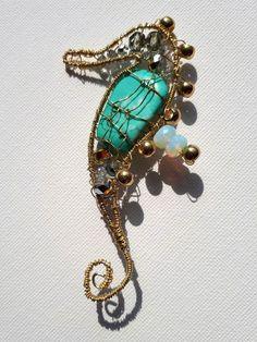 Under the Sea - Anhänger - bei Chain-Elle Art's isn't it lovely?