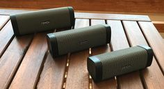 Denon has refreshed its Envaya range of wireless Bluetooth speakers for 2017.The new range of Denon Envaya speakers welcomes three models to the family: Envaya and Envaya Mini, which are long-running models, and a new Envaya Pocket.Denon has gone back to the drawing board when designing these speakers. The result ...