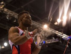 Build a gymnasts body with Courtney Tulloch - Men's Health