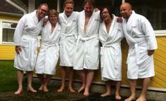Ole Børud Band på spa-hotell i Mullsjö.