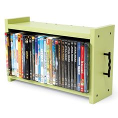 Cache-and-Carry DVD Storage  sc 1 st  Pinterest & 55 best DVD Cabinet and Storage images on Pinterest   Dvd cabinets ...