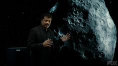 Cosmos Episode 3 features comets, superstition and a lengthy animation about Edmond Halley and Isaac Newton. Click through for more.