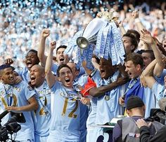 Manchester City - EPL Champions