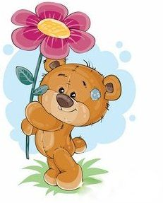 "Afbeelding 🎀 · ☆ · 𝔤𝔢𝔣𝔲𝔫𝔡𝔢𝔫 𝔞𝔲𝔣 · ☆ · 𝔇 "". Cute Cartoon Pictures, Cute Images, Cute Pictures, Bear Images, Teddy Bear Pictures, Nurse Art, Birthday Clipart, Owl Cartoon, Cartoon Sketches"