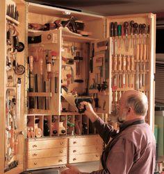 armario de madeira para guardar ferramentas - Pesquisa Google