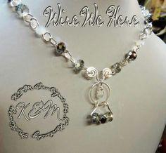 Hand-made jewelry in downtown McKinney, Texas Boutique www.wirewehere.com.