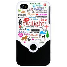 Twilight Memories iPhone 4 Slider Case