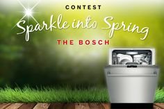 I just entered to win a Bosch dishwasher! *Daily Entry* Ends Bosch Appliances, Home Appliances, Canadian Contests, Homesense, Visa Gift Card, Enter To Win, Check It Out, Helpful Hints, Rimmel