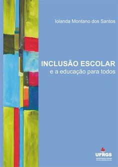 Capa para a Tese de Doutorado em Educação da profª. Iolanda Montano dos Santos. UFRGS | 2011 Material de circulação restrita sem comercialização