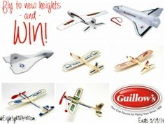 Soar to New Heights with Guillow's Toys – Review and Giveaway