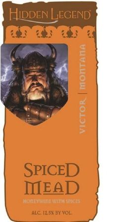 NV Hidden Legend Spiced Honey Mead 750 mL *** Check out the image by visiting the link. This is an affiliate link.