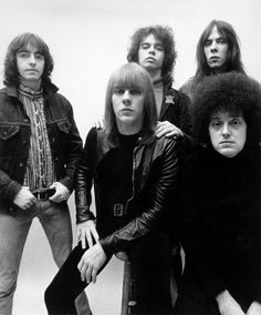 KICK OUT THE JAM MF Detroit's MC5 High Time, their final album with the original band. Only two survivors, Wayne Kramer (guitar) and Dennis Thompson (drums). They sure burned up the stage.