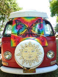 @ Oregon Country Fair 2012 Oregon Country Fair, Volkswagen, Hippie Love, Summer Activities, Van Life, Blueberries, Hippy, Flower Power, Ocean