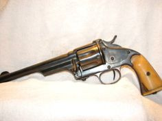 Merwin & Hulbert 44 caliber .