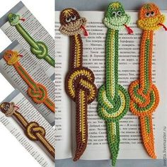 kígyó könyvjelző