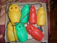 Vintage Owl Patio Lanterns By Opensky83, Via Flickr