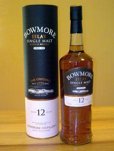 Bowmore  Enigma 12 years