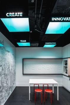 Galería de Oficina RD Construction / IND Architects - 12