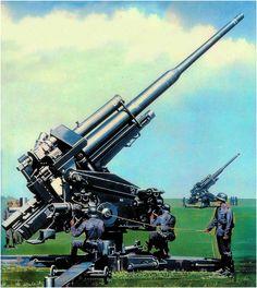 Imagen That is NOT AN 88 or a 128 mm gun!!