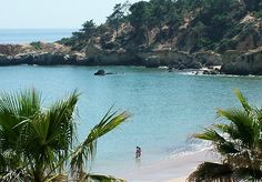 Santa Eulalia beach - Algarve - Portugal