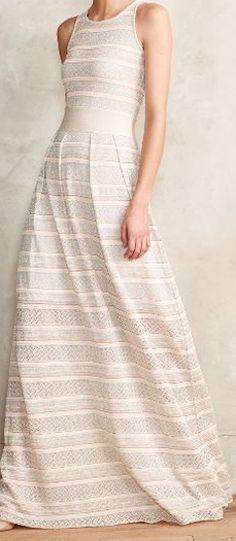 Gorgeous summer maxi dress