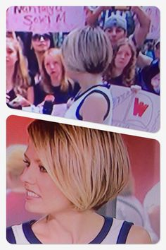 Hair Styles on Pinterest | Dylan Dreyer, Bob Hairstyles and ...