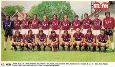 LEGEND OF JERSEY. FC Metz. ~ THE VINTAGE FOOTBALL CLUB
