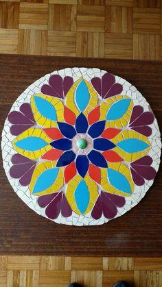 Mosaic Art, Beach Mat, Outdoor Blanket, Rugs, Diy, Home Decor, Patchwork Embutido, Mosaic Crafts, Mosaic Artwork