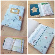 Nouveau patron (gratuit) : le protège carnet de santé MATHIS New boss (free): the health book cover MATHIS – The sewing tutorials of Dodynette …, Sewing Hacks, Sewing Tutorials, Sewing Patterns, Sewing Tips, Skirt Patterns, Dress Tutorials, Blouse Patterns, Baby Diy Projects, Sewing Projects For Beginners