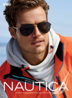 Australian Model and Actor Ryan Cooper at NY Models by Matt Albiani for the Nautica Fall Winter 2013-2014 Campaign. http://theryancooper.com/index.html