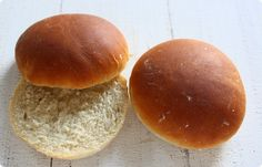 vegane Hamburger-Brötchen oder die perfekten Burger Buns