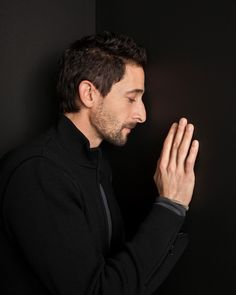 "Adrien Brody by Brian Smith, author of the upcoming book Secrets of Great Portrait Photography: Photographs of the Famous and Infamous {New Riders, September 28, 2012} ""Without Art Where Would We Be?"""