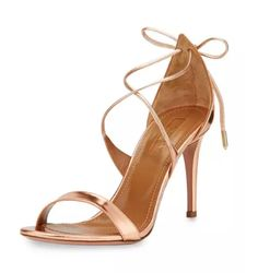 The perfect end-of-summer heels