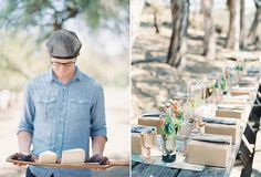 Picnic baby shower by Borrowed Blu Events | Jen Huang Photography | 100 Layer Cakelet