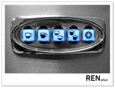 @Riley Plisek Maquinas de cafe expreso Modelo Ren Plus #cafe #espresso