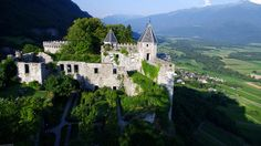 The Chateau de Moilans, in the South of France