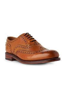 GRENSON Stanley Oxford shoes